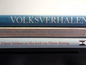 boeken: Mw. Huizenga-Onnekes