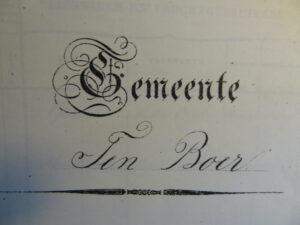 schoonschrift